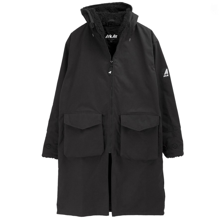 Yukon Coat - Black