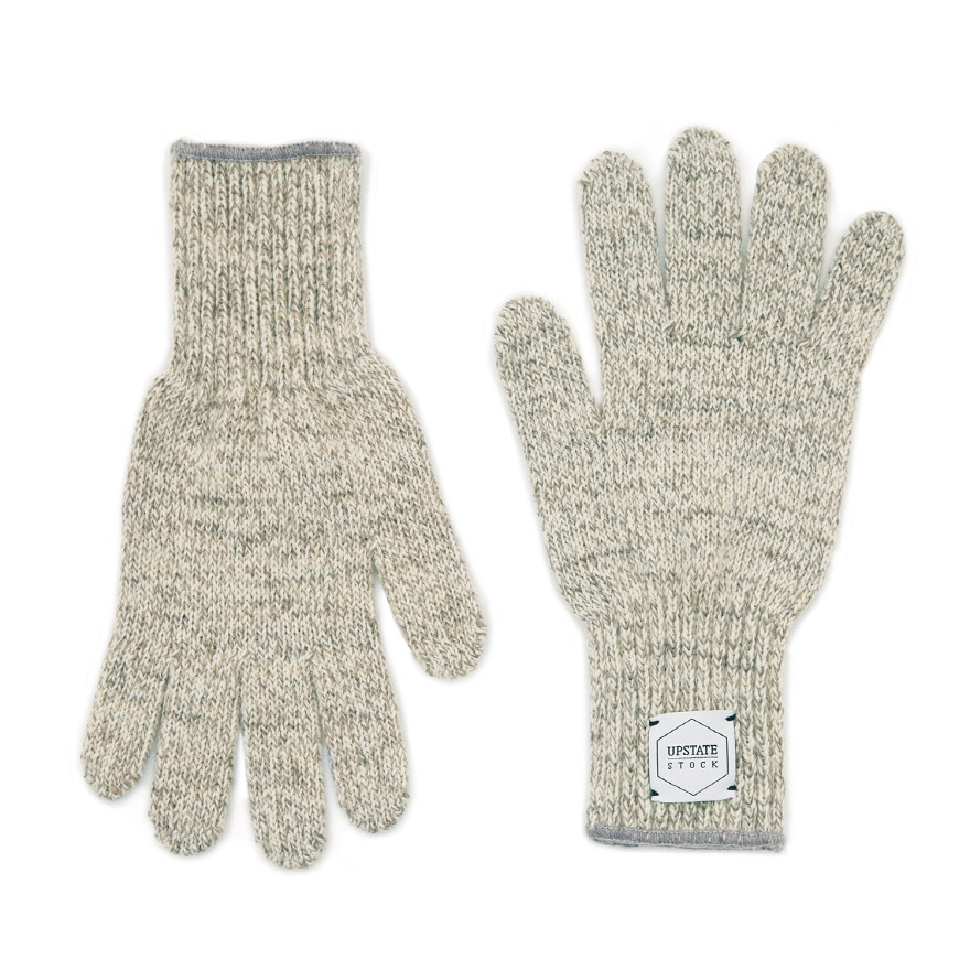 Wool Glove - Oatmeal