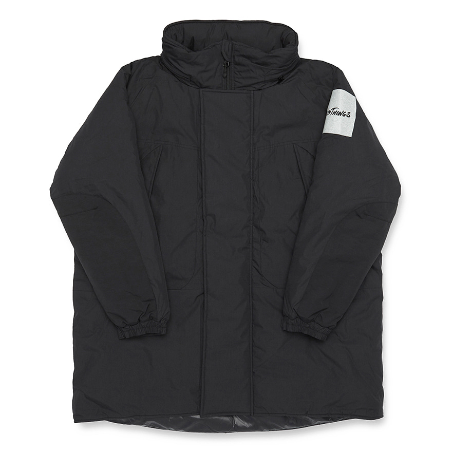 Monster Parka - Black