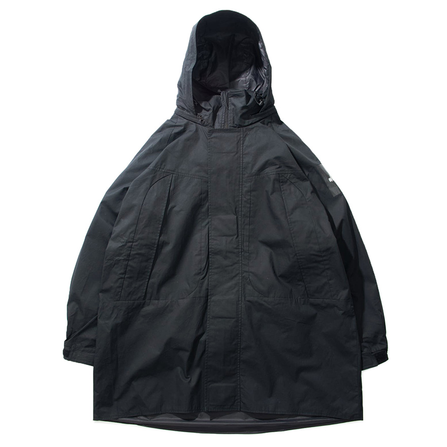 Light Monster Parka - Black