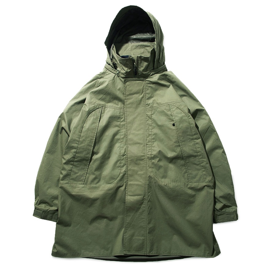 Light Monster Parka - Leaf