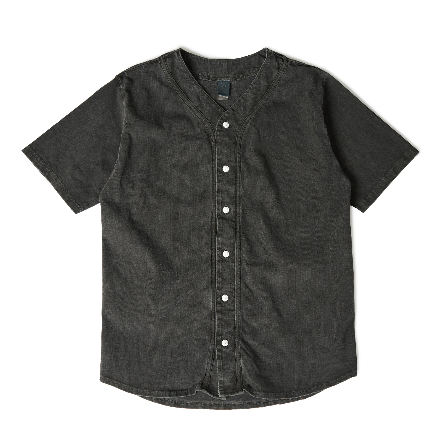Baseball Shirts - P-Black