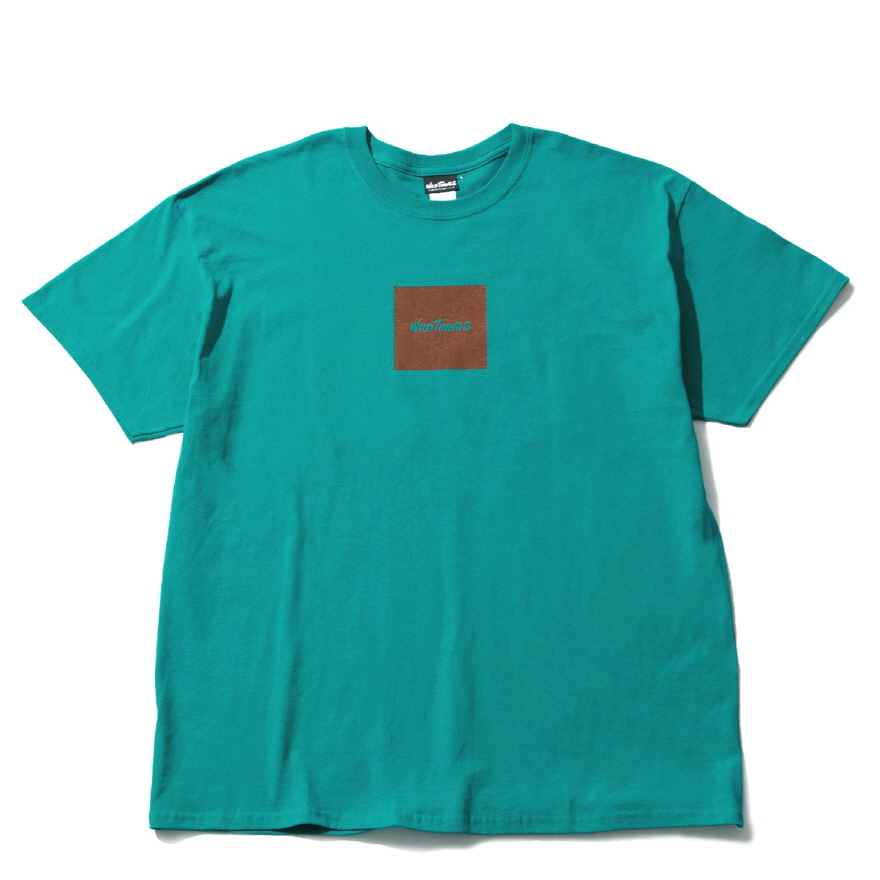 SQUARE WILD THINGS - TURQUOISE